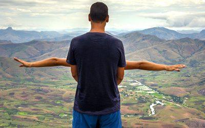 Aux sommets des plateaux  de Madagascar